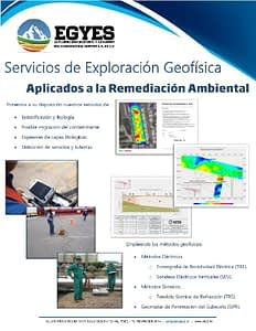 FOLLETO EGYES REMEDIACION AMBIENTAL pdf image